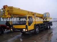 QY25K5 mobile Crane (5-section booms, 25T lifting weight, 47.6M max reach mobile crane)