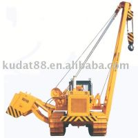 DGY90 tracked pipe crane, 90ton pipe layer, pipelayer