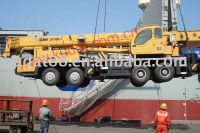 XCMG QY50K-1 fully hydraulic mobile crane (50 ton mobile crane)