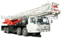 mobile crane (QY35F full hydraulic , 35 ton max. lifting weight mobile crane)