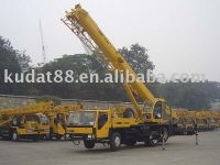XCMG truck crane (QY25K5 5-section booms)