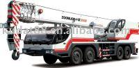 QY40V531 full hydraulic truck crane (40 ton lifting weight mobile crane)