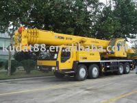 fully hydraulic truck crane (XCMG QY70K)