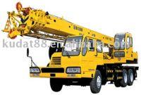 XCMG QY16D mobile crane, 16 ton truck crane
