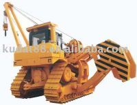 DGY55 tracked Pipe Layer, 55ton pipelayer, pipe crane