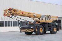 rough terrain crane KDRY70