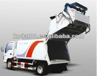 refuse compactor truck 5071ZYS