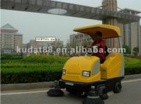 road sweeper with water-spray 1750