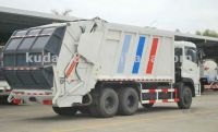 waste compactor truck 5250ZYS
