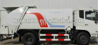 compactor garbage truck 5122ZYS