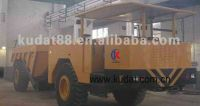 mining dump truck KDT15
