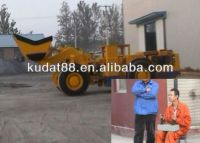 mining loader WJ-4 with remote control