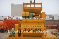Concrete forced mixer JS500/750