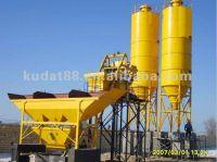 concrete miixing plant HZS25