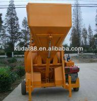 diesel concrete mixer 350L