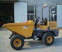 concrete mixer dumper 3ton