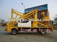 Hydraulic aerial cage(high Altitude Operation Truck) GK12