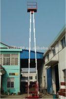 Double-Mast Aluminum aerial platform lift