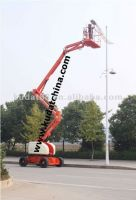 articulated aerial work platform with CE