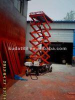 Scissor lift Aerial Work Platform (with CE)