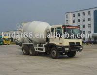 HLQ5253GJB mixer truck (8cbm)