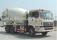 HLQ5253GJB-1 mixer truck (9cbm)