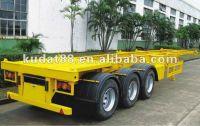 DLQ9401TJZ Container transport semitrailer