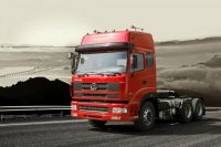 Tri-Ring 6*4 truck tractor