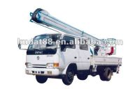Dongfeng four doors high Altitude Operation Truck