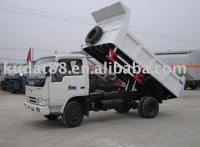 HLQ3126-1 dump lorry (4ton, 4*2)