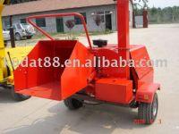 Wood Chipper (30HP diesel engine driven chipper shredder--WS-30)