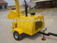 wood chipper (18HP diesel engine driven chipper shredder--WS-18 )