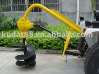 Tractor PTO driven Hole digger (HD-20)