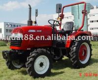 JM224E wheel tractor with EEC approved, 22HP, 4WD