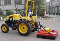 Topper Mower ( Spain style, Tractor PTO Shaft driven type)