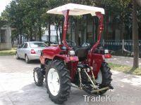 Wheel Tractor