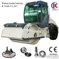 Single drum vibratory road roller (LT220B20 ton CE approved)