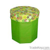 non woven foldable stool box