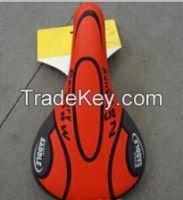china factory MTB leather bicycle/bike saddle