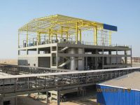 Calcium Chloride Granualtion Production Line with Fluidized Bed Process