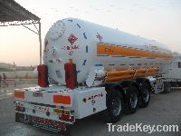 45m3 AMMONIA SEMI-TRAILER