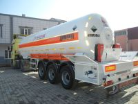 35m3 AMMONIA SEMI-TRAILER