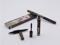 MUSIC FLOWER KAJAL EYEBROW POWDER&GEL M4033