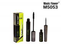 MUSIC FLOWER EYELINER LIQUID&MASCARA M5053