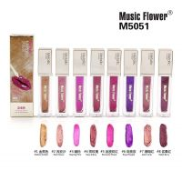 Music Flower Lipgloss M5051