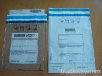 Tamper Evident Security bag / Deposit Bag/Express envelope