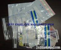 Non-woven security bag /Tamper Evident bag / Deposit Bag