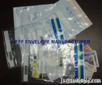 Tamper Evident Security bag / Deposit Bag