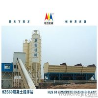 concrete batching plant HLS 60