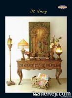 aristic lamp, home decoration, furniture